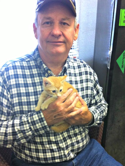 You helped Thor find a home. (Photo: Cleburne Animal Shelter)